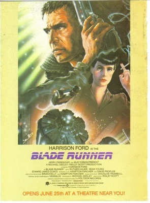 Blade Runner movie poster (1982) poster MOV_452ac9cb