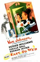 Easy to Wed movie poster (1946) picture MOV_452c3ff2