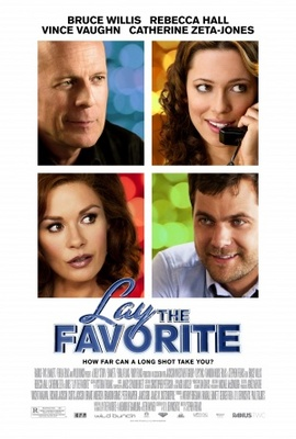 Lay the Favorite movie poster (2012) poster MOV_452d4295