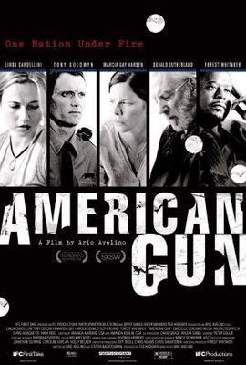 American Gun movie poster (2005) poster MOV_452d885c