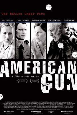 American Gun movie poster (2005) poster MOV_452d885c