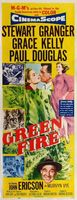 Green Fire movie poster (1954) picture MOV_452fb67a