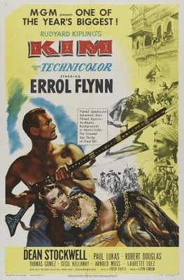 Kim movie poster (1950) poster MOV_45336da8