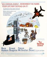 Ice Station Zebra movie poster (1968) picture MOV_453f5d93