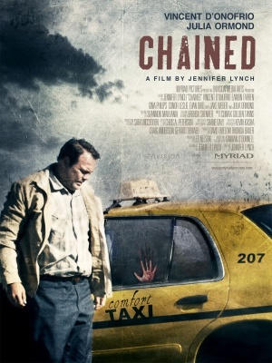 Chained movie poster (2012) poster MOV_45478856