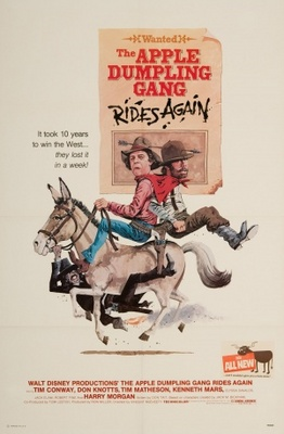 The Apple Dumpling Gang Rides Again movie poster (1979) poster MOV_4548354c