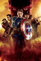 Captain America: The First Avenger movie poster (2011) picture MOV_454e6c59