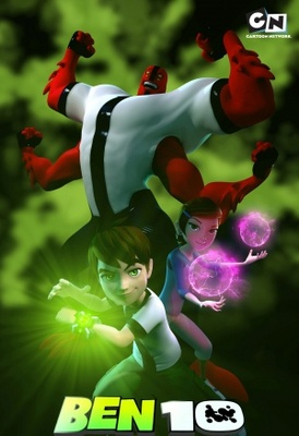 Ben 10 movie poster (2005) poster MOV_454fc564