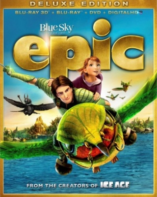 Epic movie poster (2013) poster MOV_455196bd
