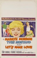 Let's Make Love movie poster (1960) picture MOV_98688b85