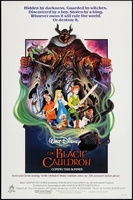 The Black Cauldron movie poster (1985) picture MOV_455525d5