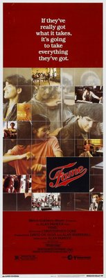 Fame movie poster (1980) poster MOV_4561b32e