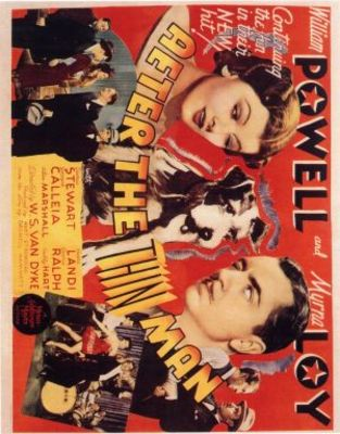 After the Thin Man movie poster (1936) poster MOV_456ea2c2