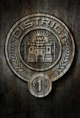 The Hunger Games movie poster (2012) poster MOV_45752bf4