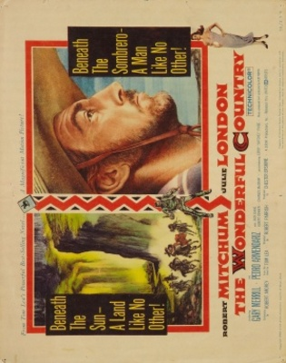 The Wonderful Country movie poster (1959) poster MOV_4575dc1d
