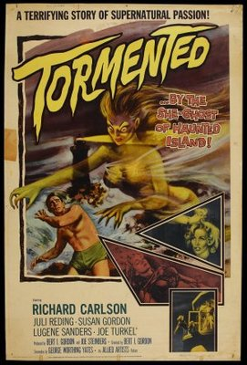 Tormented movie poster (1960) poster MOV_457c8278