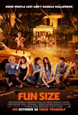 Fun Size movie poster (2012) poster MOV_4586475f