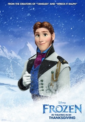 Frozen movie poster (2013) poster MOV_45920dc0