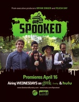 Spooked movie poster (2014) picture MOV_4596c58f