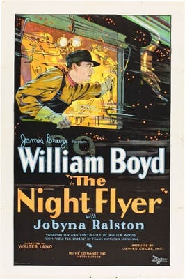 The Night Flyer movie poster (1928) poster MOV_459bb600