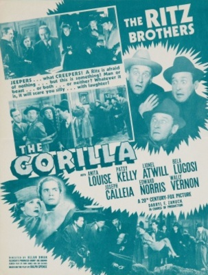 The Gorilla movie poster (1939) poster MOV_459e5125