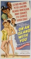 On an Island with You movie poster (1948) picture MOV_45a02db4