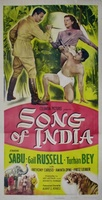 Song of India movie poster (1949) picture MOV_45a5ac7f