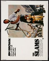 The Slams movie poster (1973) picture MOV_45aa676a