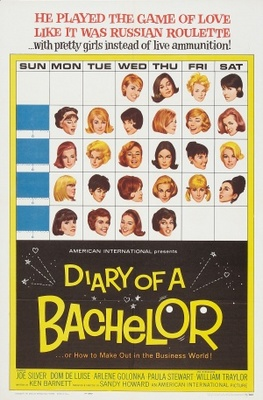 Diary of a Bachelor movie poster (1964) poster MOV_45aac762