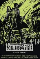 Streets of Fire movie poster (1984) picture MOV_45af3b5c