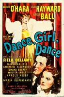 Dance, Girl, Dance movie poster (1940) picture MOV_45aks9pz