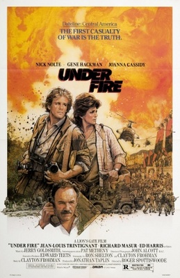 Under Fire movie poster (1983) poster MOV_45b53972