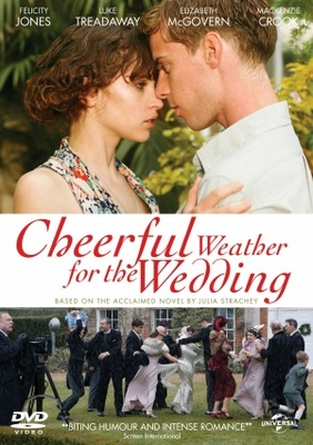Cheerful Weather for the Wedding movie poster (2012) poster MOV_45b743c0