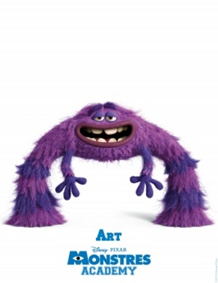 Monsters University movie poster (2013) poster MOV_45bc7b62