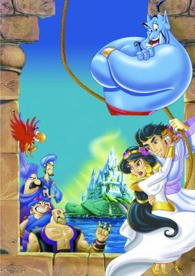 Aladdin And The King Of Thieves movie poster (1996) poster MOV_45bcd0f5
