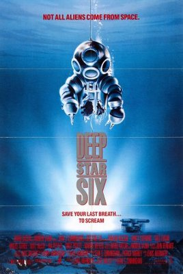 DeepStar Six movie poster (1989) poster MOV_45bd0c79