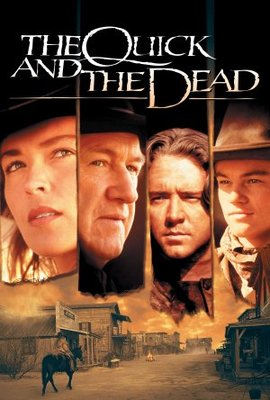 The Quick and the Dead movie poster (1995) poster MOV_45c3a91d