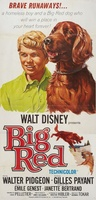 Big Red movie poster (1962) picture MOV_036066c9