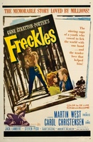 Freckles movie poster (1960) picture MOV_45c44510