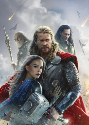 Thor: The Dark World movie poster (2013) poster MOV_45c5c43c