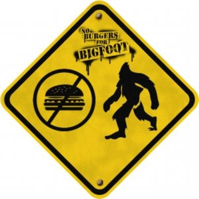 No Burgers for Bigfoot movie poster (2008) poster MOV_45c8348c