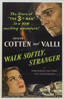 Walk Softly, Stranger movie poster (1950) picture MOV_45c8fb0f
