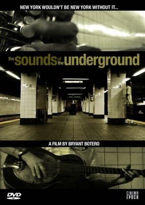 Sounds of the Underground movie poster (2007) poster MOV_45ce21f6