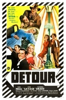 Detour movie poster (1945) picture MOV_f6ada26e