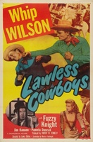 Lawless Cowboys movie poster (1951) picture MOV_45d26aa7
