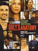 Grey's Anatomy movie poster (2005) picture MOV_45d482d7