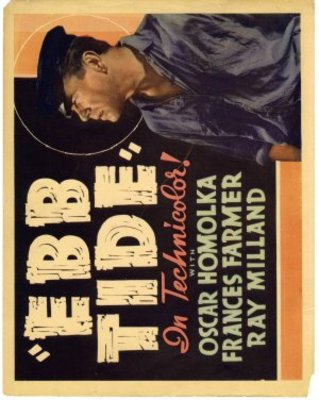 Ebb Tide movie poster (1937) poster MOV_45d4d6b7
