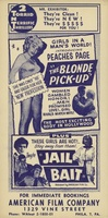Jail Bait movie poster (1954) picture MOV_45d9acad