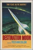Destination Moon movie poster (1950) picture MOV_45d9b479