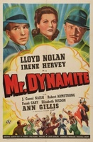 Mr. Dynamite movie poster (1941) picture MOV_9aa95808